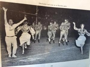 1950s cheerleaders