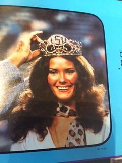 1970s big hair