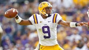 current LSU football uniform