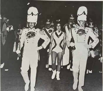 band in 1970s