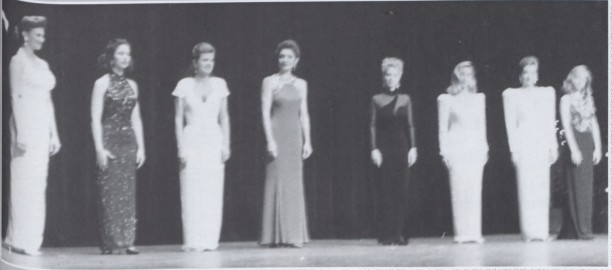 Figure 12: The Eight Participants Await the Judges' Final Decision