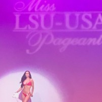 Figure 15: Paige Goff Swimsuit Competition Winner