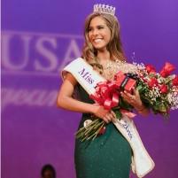 Figure 17: Olivia Rackley Crowned Winner