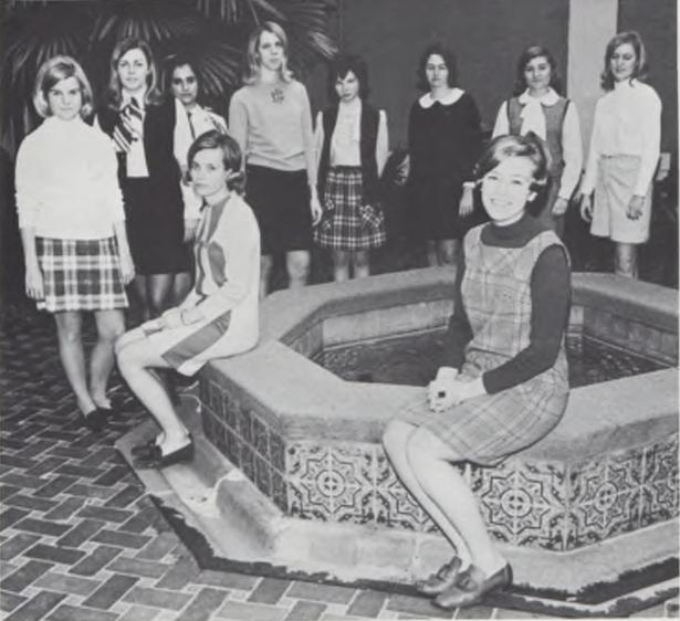 LSU Women 1969