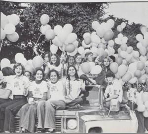 LSU Women 1976