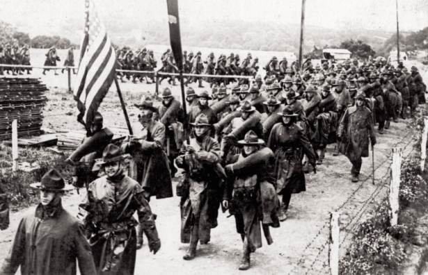 US in WWI